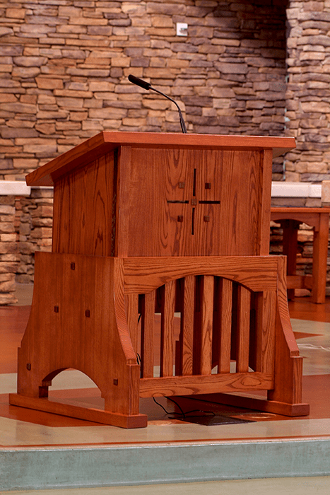 liturgical furniture